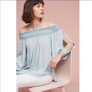 Holding Horses Rosario Off The Shoulder Blouse